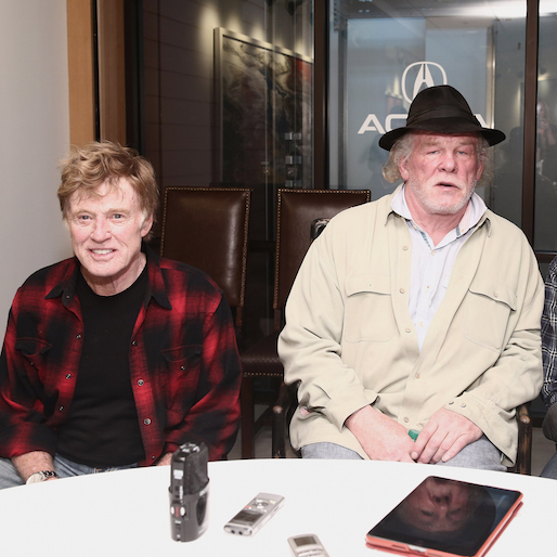 Take a Hike With Robert Redford and Nick Nolte