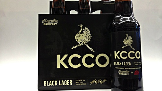 KCCO Black Lager Review