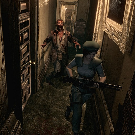 <i>Resident Evil</i> HD Remaster Breaks Digital Sales Records