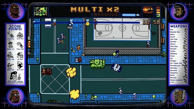 <em>Retro City Rampage</em> Review (Multi-Platform)
