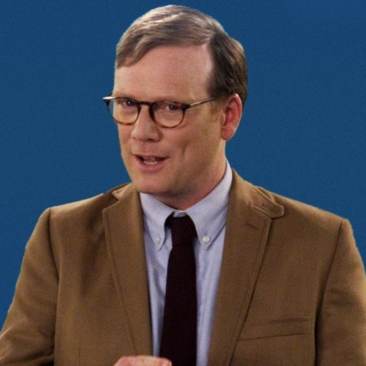 Andy Daly on the Life of Forrest MacNeil