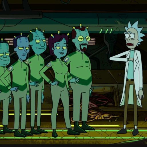 "<i>Rick and Morty</i> Review: ""Auto Erotic Assimilation"" (2.03)"