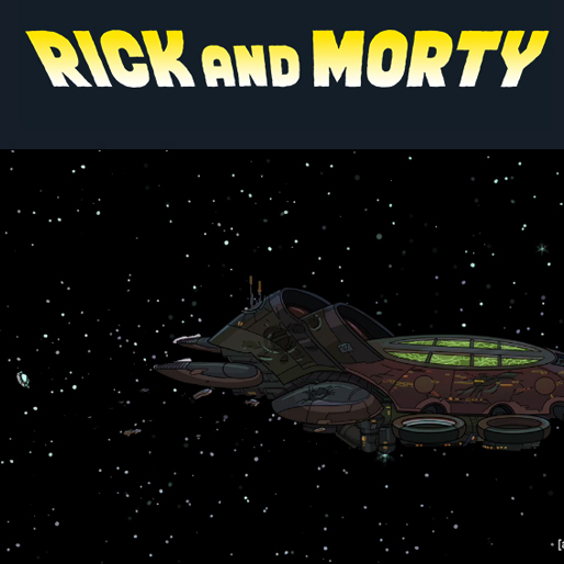 Enter the 'Rickstaverse' with Rick and Morty
