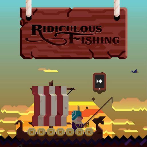 Ridiculous Fishing