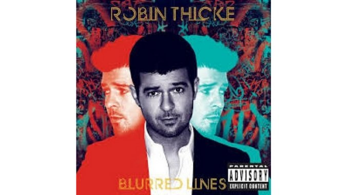 Robin Thicke: <i>Blurred Lines</i>