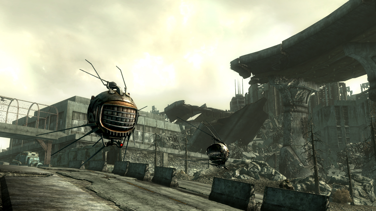 The 10 Best Videogame Robots :: Games :: Robots :: Paste
