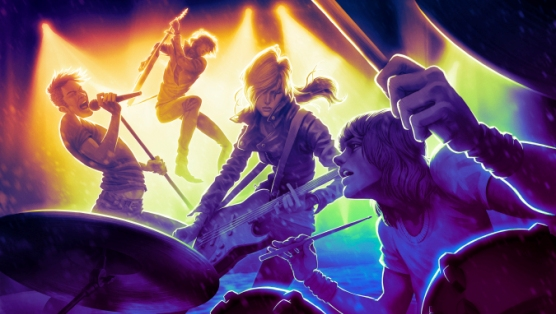 <em>Rock Band 4</em> Is Coming for The Playstation 4 and Xbox One