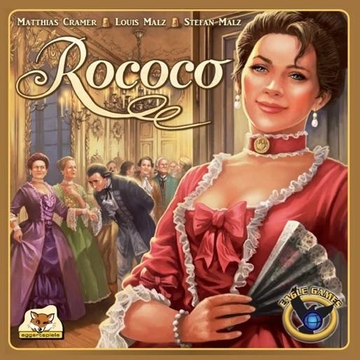 <em>Rococo</em> Boardgame Review