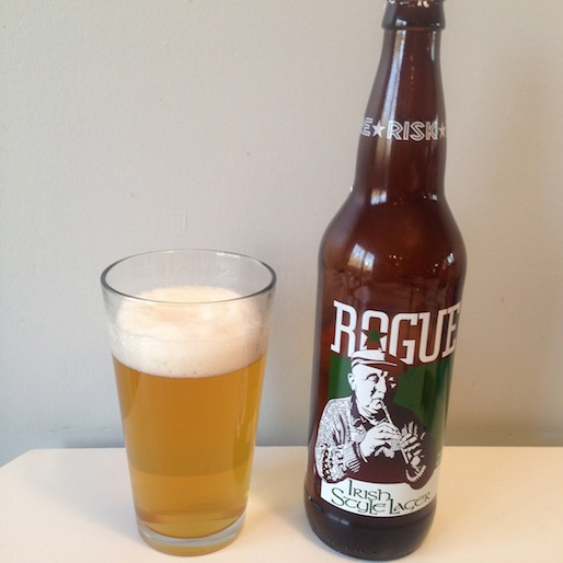 Rogue Irish Lager Review