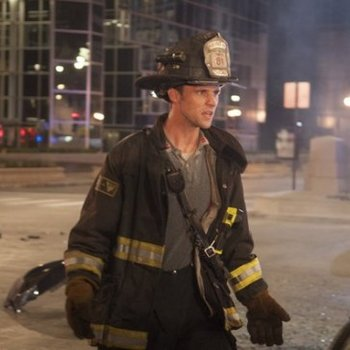 &lt;i&gt;Chicago Fire&lt;/i&gt; Review: &quot;Professional Courtesy&quot; (Episode 1.03)