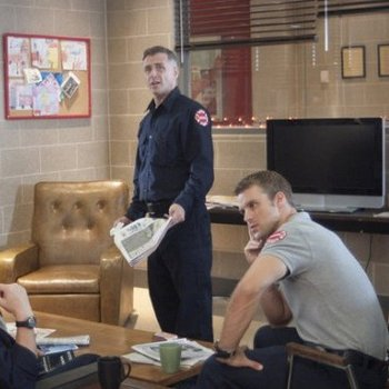 "<i>Chicago Fire</i> Review: ""Hanging On"" (Episode 1.05)"