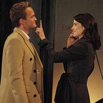 <i>How I Met Your Mother</i> Review: "Splitsville" (Episode 8.06)