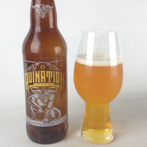 Stone Ruination 2.0 DIPA Review