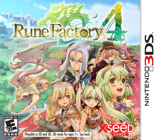 Rune factory 4 dating multiple people at once