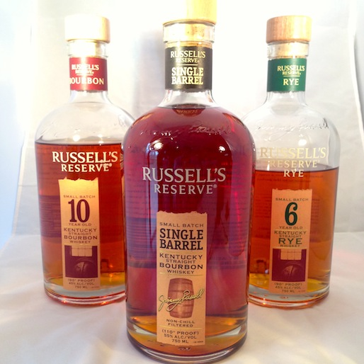 Russell's Reserve Single Barrel Review