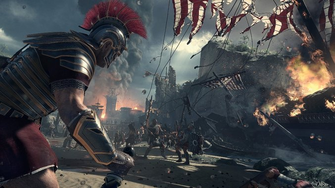 <em>Ryse: Son of Rome</em> Review (Xbox One)