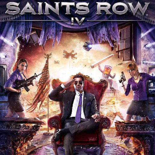 Saints Row IV