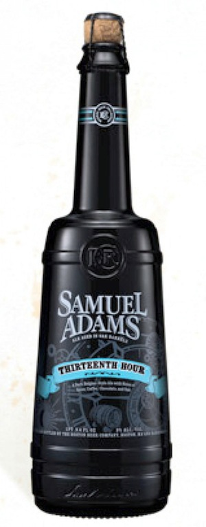 Samuel Adams Thirteenth Hour Stout Review