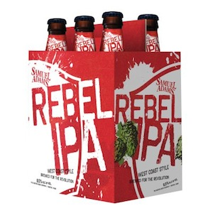Samuel Adams Rebel IPA Review