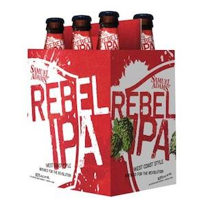 Samuel Adams Rebel IPA Review