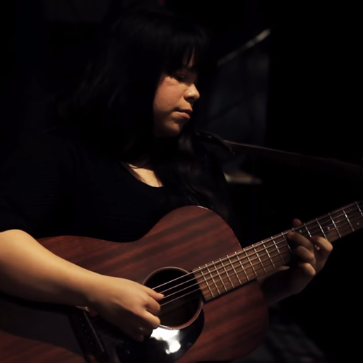 "Watch Samantha Crain Perform an Acoustic Version of ""If I Had a Dollar"""