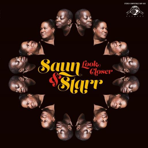 Saun & Starr: <i>Look Closer</i> Review
