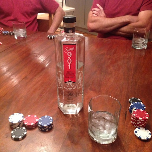 Sauza 901 Review
