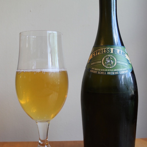 Schell's Brewery Cypress Blanc Review