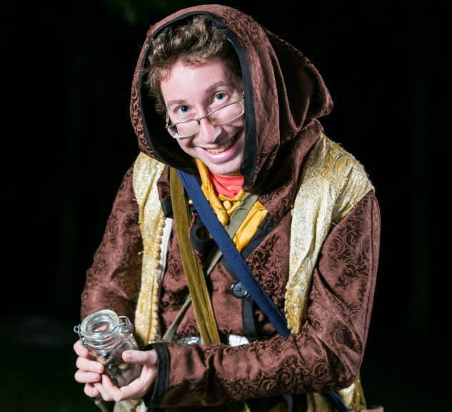 Make Believe for Adults: LARPing with Wayfinder :: Games