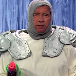Watch Arnold Schwarzenegger Reenact His Greatest Movie Moments in 6 Minutes