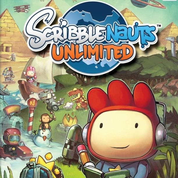 <em>Scribblenauts Unlimited</em> Review (Wii U)