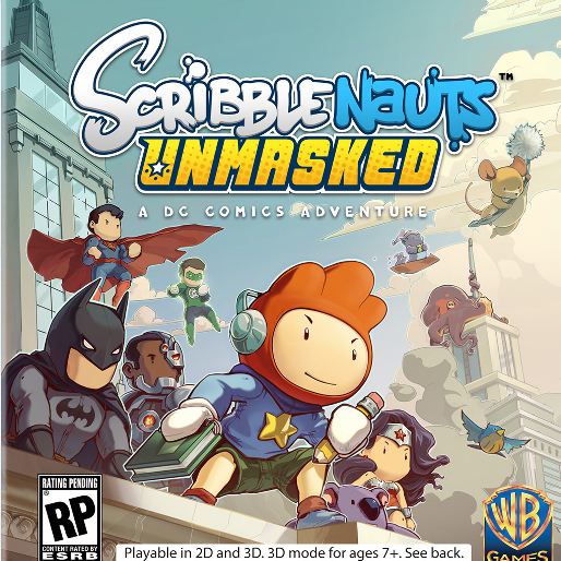<em>Scribblenauts Unmasked: A DC Comics Adventure</em> Review (Multi-Platform)