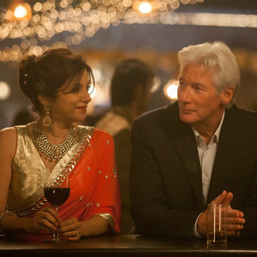 <i>The Second Best Exotic Marigold Hotel</i>
