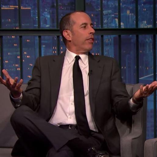 Seinfeld, <em>New Yorker</em> Editor Talk Politically Correct Comedy on <i>Late Night</i>