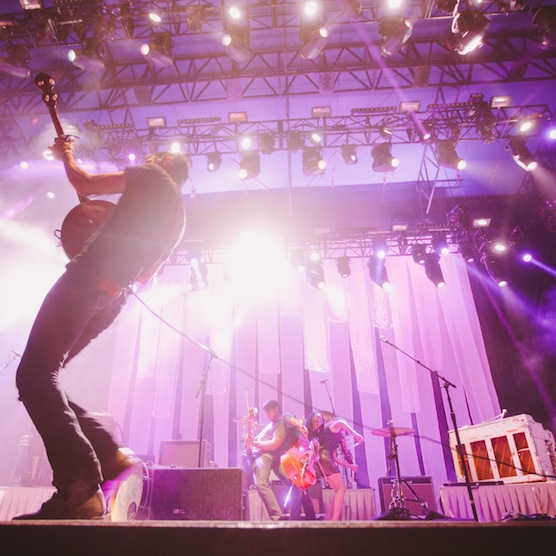 Shaky Knees Festival: Day Two - The Avett Brothers, Wilco, Real Estate