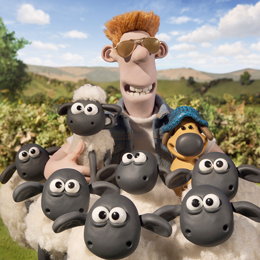 <i>Shaun the Sheep Movie</i>