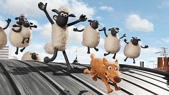 <i>Shaun the Sheep Movie</i>