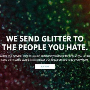 Have an Enemy? Send Them an Envelope Full of Glitter