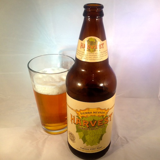 Sierra Nevada Harvest Single Hop Review