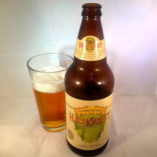 Sierra Nevada Harvest Single Hop Review