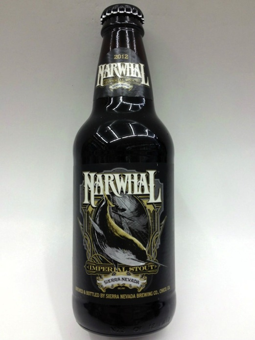 Sierra Nevada's Narwhal Imperial Stout Review