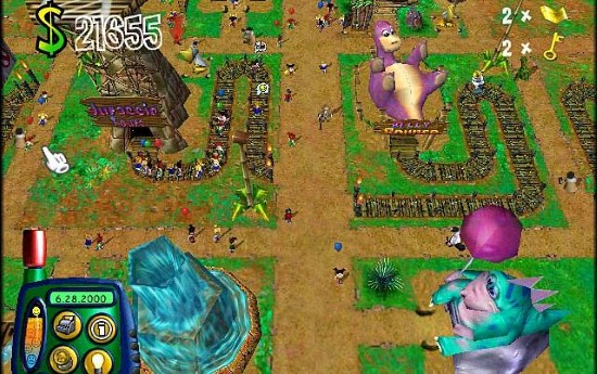 Sim Theme Park vs Sim Coaster Sim Theme Park is a Pretty Fun