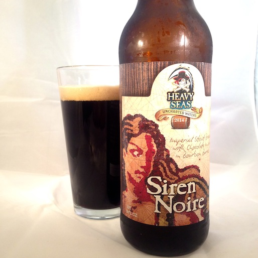 Heavy Seas Siren Noire Review