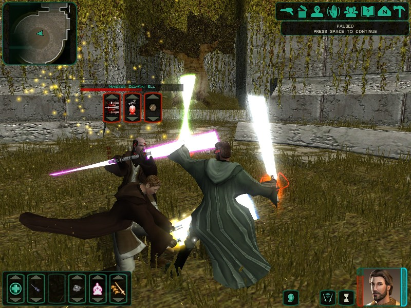 Cut content from Star Wars: Knights of the Old Republic II