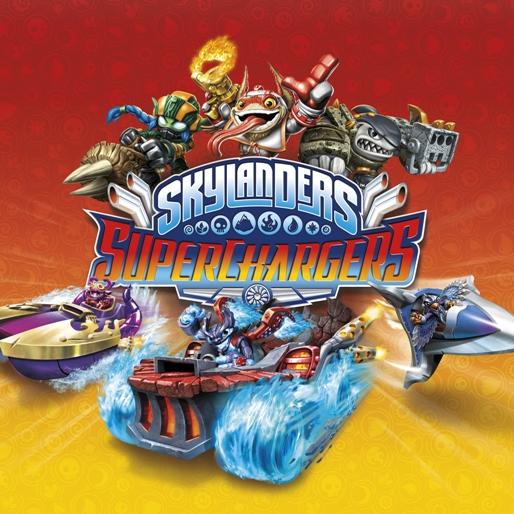 <em>Skylanders Superchargers</em> Art Gallery