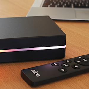 Slice is a Sleek New Media Player With AirPlay Support and Onboard Storage