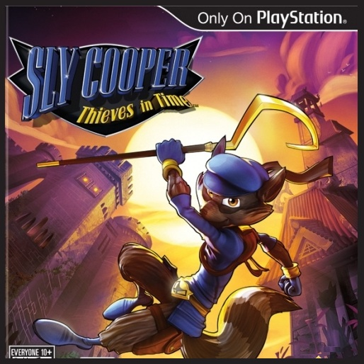 <em>Sly Cooper: Thieves in Time</em> Review