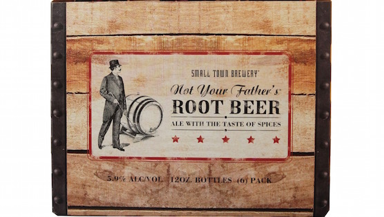 Small Town Brewery's Alcoholic Root Beer Review :: Drink :: Reviews ...