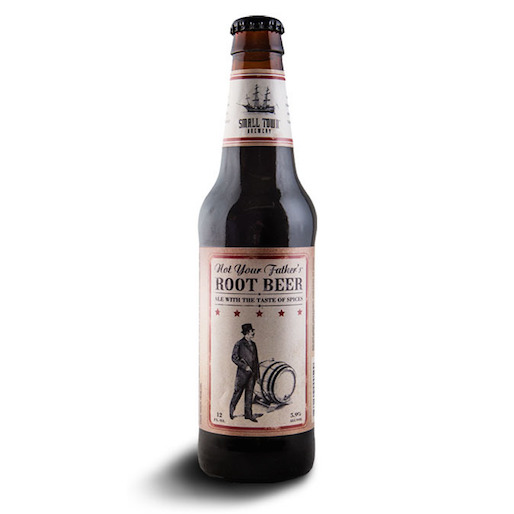 Small Town Brewery's Alcoholic Root Beer Review