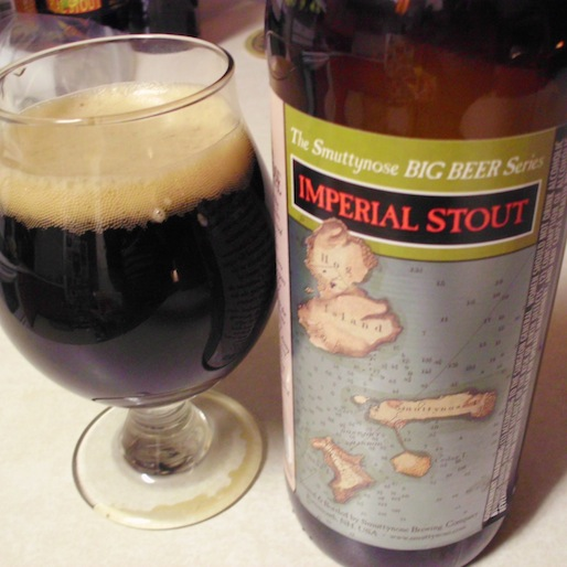 Smuttynose Imperial Stout Review